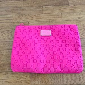 Marc By Marc Jacobs Pink Laptop Bag. Size:O.S.